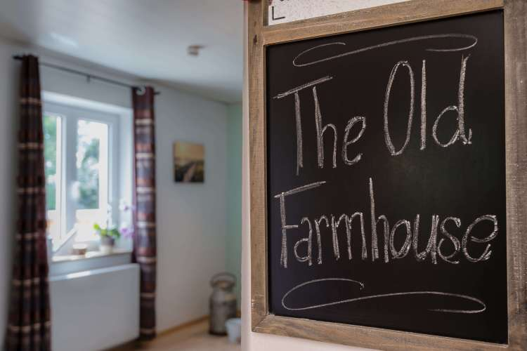 Welcome at the guesthouse The Old Farmhouse